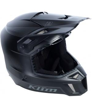 Шлем снегоходный Klim F3 Cross Black Stealth