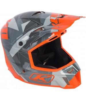 Шлем снегоходный Klim F3 Cross Gray Camo