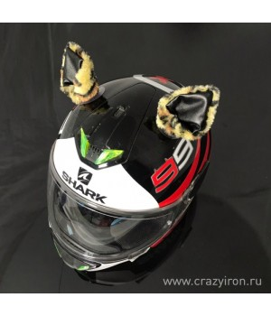 """Ушки на шлем """"Мотоушки LEO"""""""