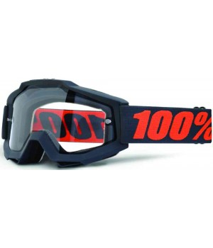 Очки для кросса 100% Accuri Enduro Gunmetal