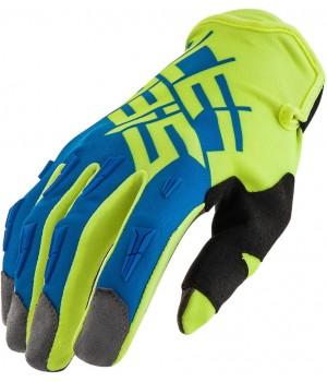 Перчатки для мотокросса Acerbis MX-X2 Fluo