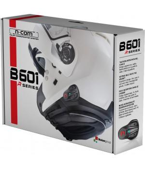 Мотогарнитура Nolan B601 R N-Com Bluetooth одиночный комплект