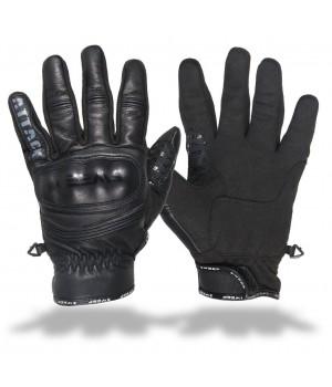 Кожаные перчатки Sweep Attack