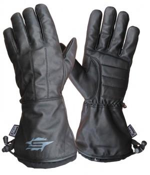 Кожаные перчатки Sweep Gauntlet