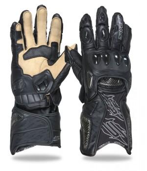 Гоночные перчатки Sweep Laguna Evo RacingBlack