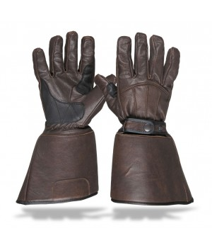 Кожаные перчатки Sweep Mustang MK3