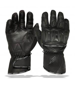 Кожаные перчатки Sweep Cage