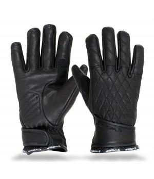 Кожаные перчатки Sweep Black Betty