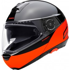 Шлем Schuberth C4 Pro Swipe Черный/Оранжевый