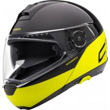 Шлем Schuberth C4 Pro Swipe Черный/Желтый