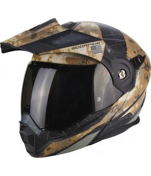 Шлем Scorpion ADX-1 Battleflage Enduro