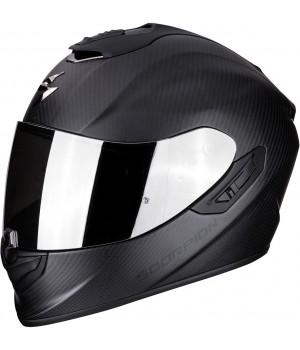 Шлем Scorpion EXO 1400 Air Carbon Черный мат