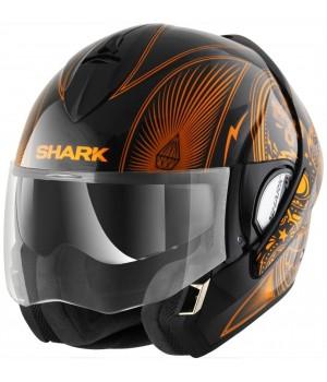 Шлем Shark Evoline Series 3 Mezcal Chrome