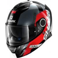Шлем Shark Spartan Apics Fullface Helmet