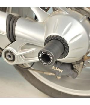 Слайдеры BMW K1200S в ось заднего колеса