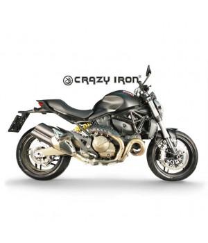 Слайдеры Ducati Monster 821