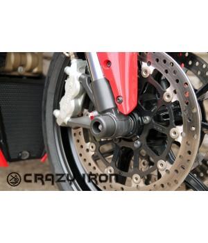 Слайдеры Ducati в ось переднего колеса
