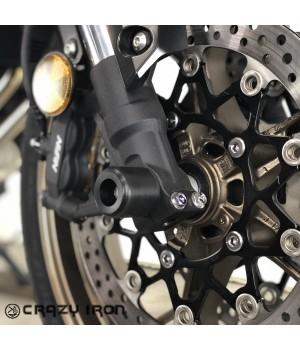 Слайдеры HONDA CB650R Neo Sports Cafe в ось переднего колеса