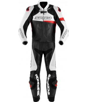 Spidi Race Warrior Touring Перфорированная два мотоцикла кожаный костюм