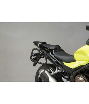 Крепление боковых кофров SW-Motech EVO - Honda CB500F / CBR500R (16-)