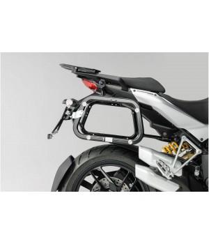Крепление боковых кофров SW-Motech EVO - Ducati Мултистрада 1200 / S (10-14)