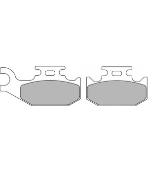 FERODO Тормозные колодки для квадроцикла FDB2149SG