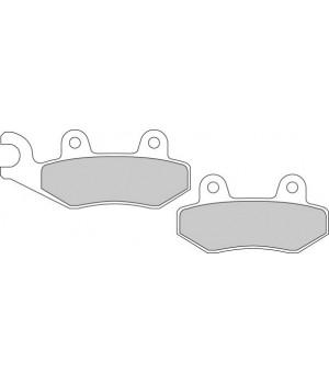 FERODO Тормозные колодки для мотоцикла FDB497SG (MCB582SI)