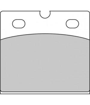 FERODO Тормозные колодки для мотоцикла FDB108P