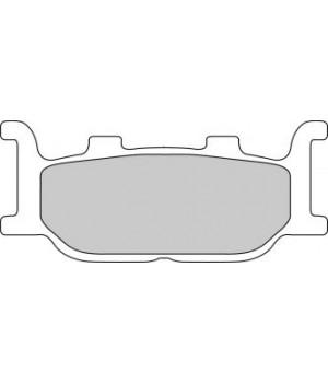 FERODO Тормозные колодки для мотоцикла FDB2003P (MCB666)