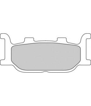 FERODO Тормозные колодки для мотоцикла FDB2003ST (MCB666SV)