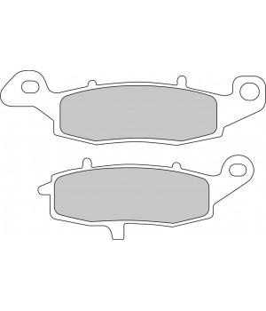 FERODO Тормозные колодки для мотоцикла FDB2049ST (MCB681SV, MCB843SH)