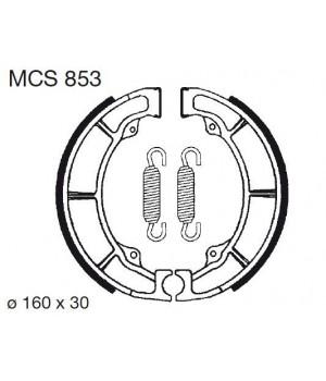 LUCAS TRW Тормозные колодки для мотоцикла MCS853