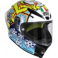 Шлем AGV Pista GP Rossi Winter Test LTD