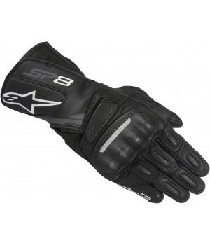 Мотоперчатки Alpinestars SP-8 V2 - Черные