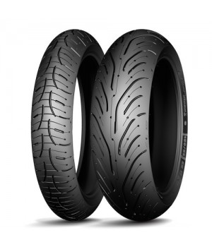 MICHELIN Pilot Road 4 Trail (R19 110/80 59V TL Передняя (Front))