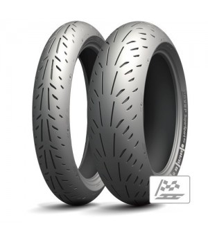 MICHELIN Power SuperSport EVO (R17 180/60 75W TL Задняя (Rear))