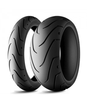 MICHELIN SCORCHER 11 (R15 140/75 65H TL Задняя (Rear))
