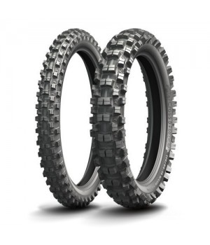 MICHELIN Starcross 5 HARD (R19 110/90 62M TT Задняя (Rear))