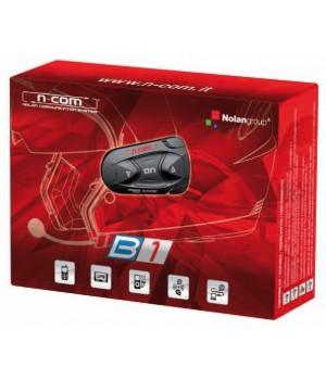 Мотогарнитура Nolan N-Com B1 Twin Pack for N103 / N91 / N90 / N86 / N85 / N71 / N43