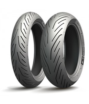 MICHELIN Pilot Power 3 SC (R15 160/60 67H TL Задняя (Rear))