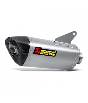 Выхлоп Akrapovic Ducati Hypermotard / Hyperstrada 13-15 Titanium S-D8SO1-HRT
