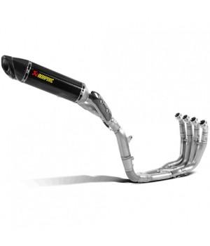Полная система выпуска Akrapovic Yamaha YZF R1 09-14 Evolution KIT Carbon RC S-Y10RFT10-ZC2