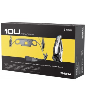 Sena 10U - Shoei J-Cruise Bluetooth Headset