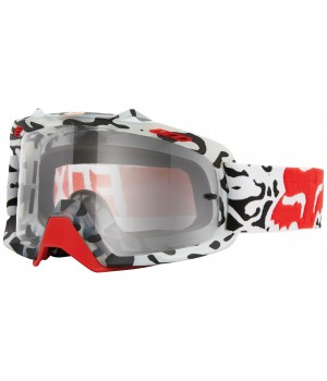 Очки для кросса FOX Air Space Cauz Kids Goggle Clear - детские
