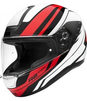 Шлем Schuberth R2 Enforcer Красный/Белый