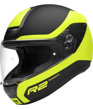 Шлем Schuberth R2 Nemesis Черный/Желтый
