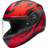 Шлем Schuberth R2 Renegade Черный/Красный