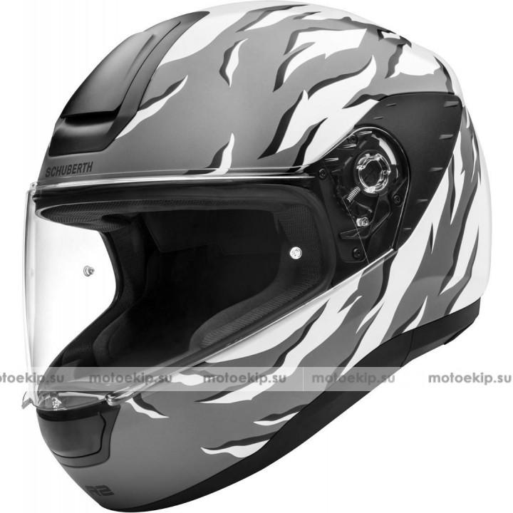 Шлем Schuberth R2 Renegade Серый/Белый