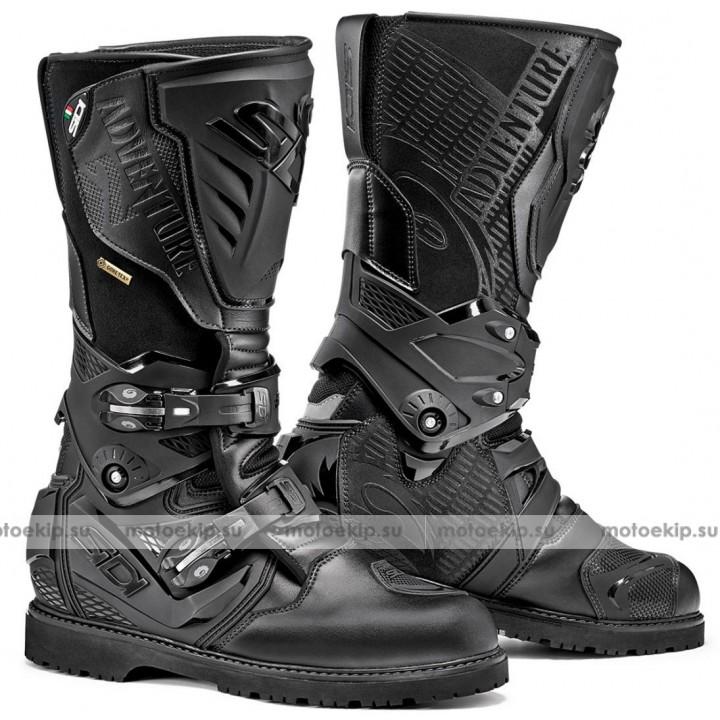 Ботинки Sidi Adventure 2 Gore-Tex - Черные