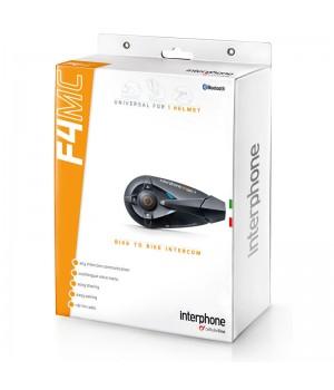 Interphone F4MC Single Pack
